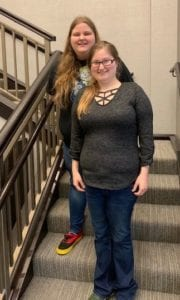 Amanda and Breanna Brown, A South College Success Story